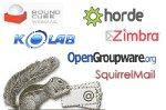 Webmail et Groupware open source