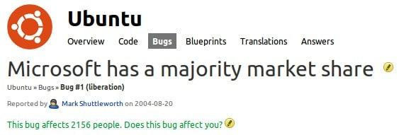 Le bug #1 d'Ubuntu est-il vraiment résolu ?