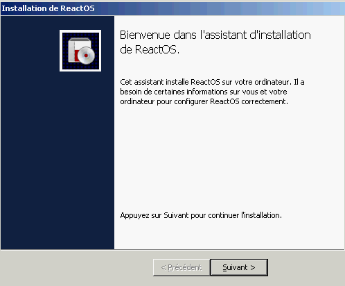 ReactOS la version libre de Windows NT toujours vivant