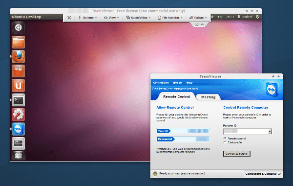 Comment installer Teamviewer 9 sur (X)Ubuntu 14.04