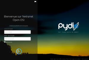 pydio-home-page