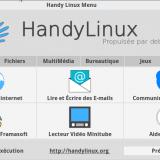 menu handy linux
