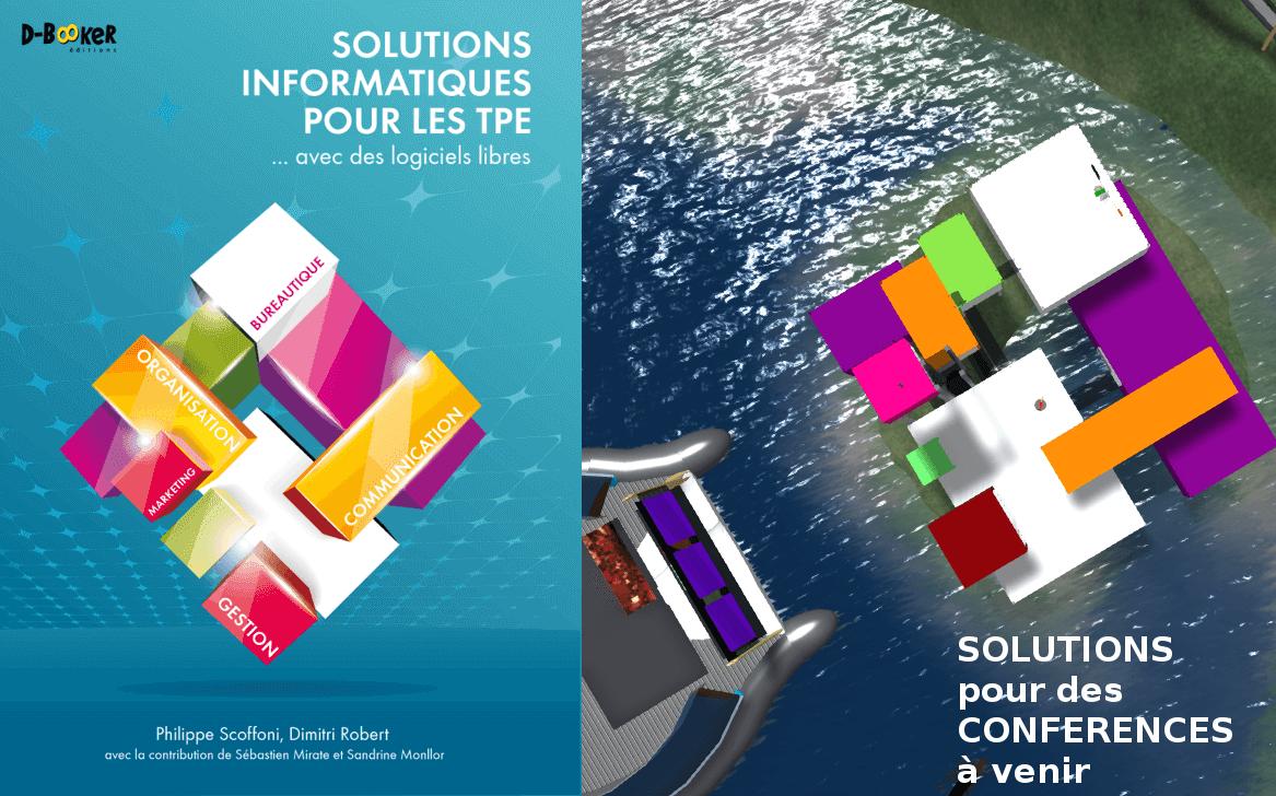 [Teasing inside] – Une image des conférences Solutions Libres à venir !