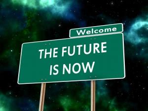Le futur c'est maintenant